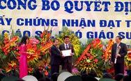 Việt Nam có thêm 702 giáo sư, phó giáo sư