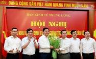 Ông Đinh La Thăng chính thức về Ban Kinh tế trung ương