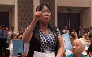 Cổ đông Sacombank phản ứng 'người vắng mặt' Trầm Bê