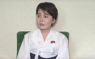 Ngôi sao truyền hình Triều Tiên hồi hương 'kể tội' Hàn Quốc