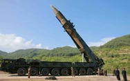 Triều Tiên rục rịch lắp đặt tên lửa liên lục địa