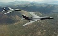 Mỹ điều hai máy bay ném bom B1 tới bán đảo Triều Tiên