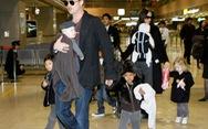 Brad Pitt và Jolie hợp tác nuôi dạy con