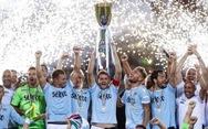 Điểm tin sáng 14-8: Hạ Juventus, Lazio đoạt Siêu cúp Ý
