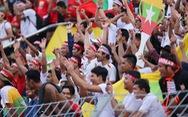 Myanmar có lợi thế về CĐV tại SEA Games 2017
