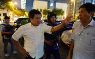 Ông Đoàn Ngọc Hải dừng hoạt động bãi xe Công trường Lam Sơn