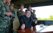 Triều Tiên bắn một loạt 'tên lửa chưa xác định' ra biển Nhật Bản
