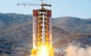 Tên lửa Triều Tiên phóng qua Nhật Bản trước khi rơi xuống biển
