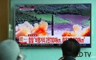 Triều Tiên xác nhận bắn tên lửa qua nước Nhật