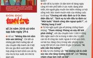 Đón đọc TTCT số 24 có trên sạp báo ngày 29- 6