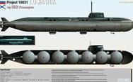 Thảm họa Losharik và tàu ngầm hạt nhân bí mật nhất thế giới