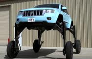 Hum-X đứng đầu ý tưởng xe hơi độc lạ