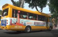 Hà Nội có thêm bus tour theo phong cách hoài cổ