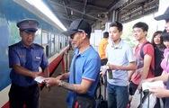 Vẫn còn 23.000 vé tàu đi từ Sài Gòn, Đồng Nai ngày giáp tết