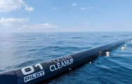 Hệ thống đường ống khổng lồ giúp thu gom rác thải ở đại dương