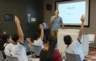 'Lập trình viên nhí' giao lưu với kỹ sư phần mềm Google