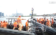 TP.HCM ra quân kiểm tra đảm bảo an toàn giao thông đường thủy