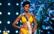 H'Hen Niê từ cô gái Ê Đê đến đấu trường nhan sắc Miss Universe 2018