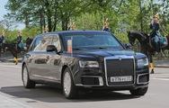 Chiếc limousine đặc biệt trong lễ nhậm chức của Tổng thống Nga