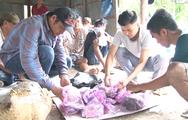 Video: Công an ập vào sòng bạc trong căn nhà hoang ở Kiên Giang