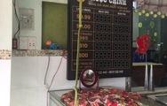 Video: Đu dây đột nhập tiệm vàng lúc rạng sáng