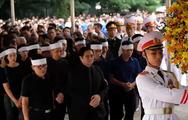 Video: Dòng người tiễn biệt Thứ trưởng GD-ĐT Lê Hải An