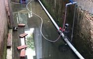 Video: Nhà ngập nước, một phụ nữ bị điện giật tử vong