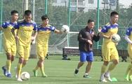 Video: Đội tuyển Việt Nam chuẩn bị cho trận đối đầu với Thái Lan