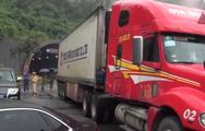 Video:  Bắt giữ xe container chở 4.500 chai rượu ngoại lậu