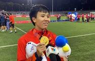 """Tuyết Dung: """"Chúc U22 Việt Nam giành HCV để nam nữ đều vui"""""""