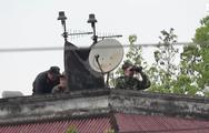 Video triển khai đặc nhiệm bắn tỉa, xe đặc chủng khu vực ga Đồng Đăng