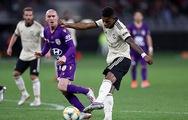 Rashford ghi bàn giúp MU thắng dễ trận giao hữu gặp Perth Glory