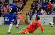 Video trận Chelsea thắng St. Patrick's Athletic 4-0