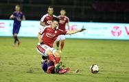 Video những tình huống 'xấu chơi' trận CLB TP.HCM thua Sài Gòn