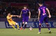 Xem 2 cú sút xa đẹp mắt ở vòng 10 V-League 2020 ngày 18-7