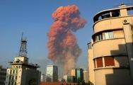 Video vụ nổ kinh hoàng ở Lebanon khiến hàng ngàn người thương vong