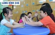 Lăng kính 24g: Thêm cứu cánh cho bố mẹ có con tự kỷ