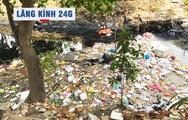 Lăng kính 24g: Người dân khổ sở vì 'sống chung' với rác