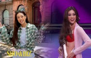 Dạo quanh Showbiz | Lần đầu Khánh Vân kể về hành trình chinh chiến 'Miss Universe 2020' từ Mỹ