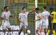 Video: UAE 'áp đảo', nhẹ nhàng đánh bại Thái Lan tại vòng loại World Cup