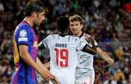 Video: Ba bàn thắng của Bayern Munich vào lưới Barca
