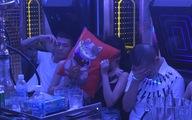 Nhiều nam nữ phê ma túy trong phòng karaoke
