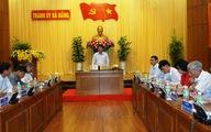 Sửa đổi, bổ sung qui chế làm việc của Thành ủy Đà Nẵng
