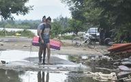 Hội An hối hả dọn bùn sau lũ chuẩn bị APEC