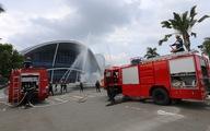 Thực tập chữa cháy tại 25 điểm diễn ra APEC