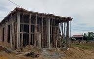 Chủ tịch xã bất chấp lệnh tháo dỡ, tiếp tục xây nhà