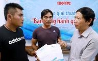 Thủ tướng gửi thư khen anh Nguyễn Bá Luân và đồng nghiệp