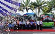 TP.HCM chính thức triển khai 3 tuyến buýt kiểu mẫu