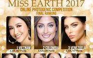 Hà Thu thắng giải Hoa hậu Ảnh và Chiến binh Trái đất