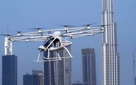 Thử nghiệm thành công taxi bay tự hành ở UAE